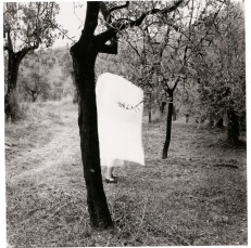 Francesca Woodman, Untitled, Antella, 1977-89