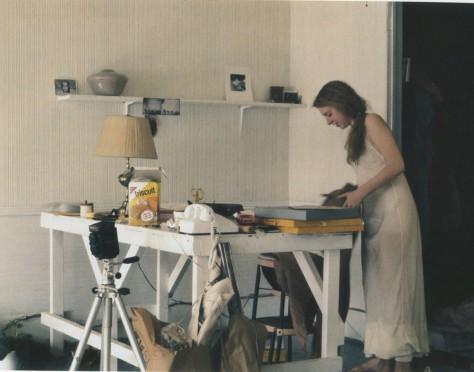 Francesca Woodman (ca 1979-80)