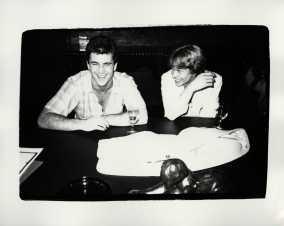 Mel Gibson y Mark Lee