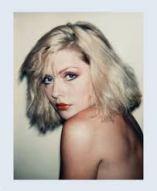 Andy Warhol. Debbie Harry (1980)