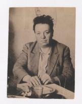 Fotógrafo no identificado. Diego Rivera, el mismo año que se casó con Frida Kahlo (1929)