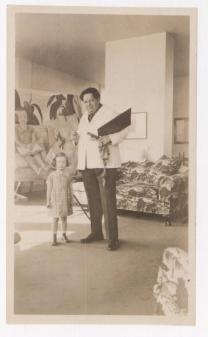 Fotógrafo no identificado. Diego Rivera