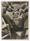 Fotógrafo no identificado. Frida Kahlo se relaja con sus amigos Adolfo Best Maugard, Malú Cabrera Block y Miguel Covarrubias