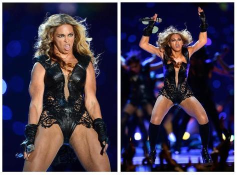 Beyoncé se molestó por la publicación de estas fotografías.