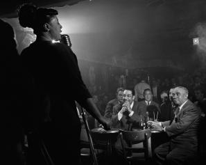 Ella Fitzgerald, Duke Ellington & Benny Goodman