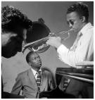 Howard McGee y Miles Davis