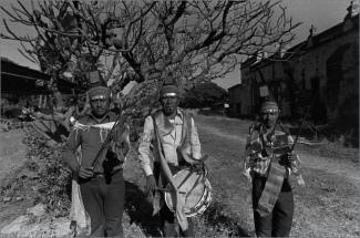 Pueblo indígena huave San Mateo del Mar, San Mateo del Mar, Oaxaca Pablo Ortiz Monasterio, ca.1980 Fototeca Nacho López, CDI