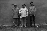 Pueblo indígena kikapú Tribú Kikapoo (Nacimiento) Múzquiz, Coahuila Graciela Iturdide, 1981 Fototeca Nacho López, CDI
