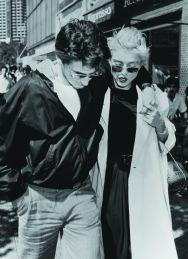 Sean Pean y Madonna