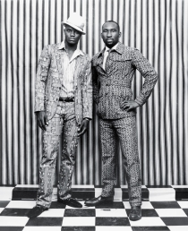 1st prize Arts and Entertainment Singles Malick Sidibé, Mali, for The New York Times Magazine Fashion portfolio: Prints and the Revolution, Mali