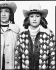 Samye Hunt and Suzi Gamez, Fort Worth, Texas, 1980