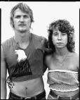 Mavin Morrison and Kellie Bennett, Burley, Idaho, 1983
