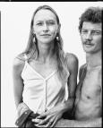Janet and Randy Tobler, Glenrock, Wyoming, 1983
