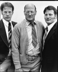 Kerry, Lyal, and Phillip Burr, Koosharem, Utah, 1981