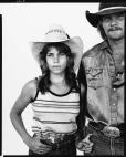 Teresa Waldron and Joe College, Sidney, Iowa, 1979