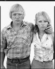 Danny Lane and Christine Coil, Calhan, Colorado, 1981