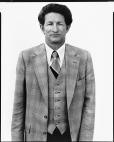 Rev. Andrew Goodwin, Miles City, Montana, 1981