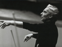Siegfried Lauterwasser. Karajan