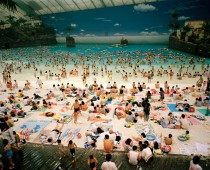 JAPAN. Miyazaki. The Artificial beach inside the Ocean Dome. 1996. Contact email: New York : photography@magnumphotos.com Paris : magnum@magnumphotos.fr London : magnum@magnumphotos.co.uk Tokyo : tokyo@magnumphotos.co.jp Contact phones: New York : +1 212 929 6000 Paris: + 33 1 53 42 50 00 London: + 44 20 7490 1771 Tokyo: + 81 3 3219 0771 Image URL: http://www.magnumphotos.com/Archive/C.aspx?VP3=ViewBox_VPage&IID=2S5RYDY0W7HN&CT=Image&IT=ZoomImage01_VForm