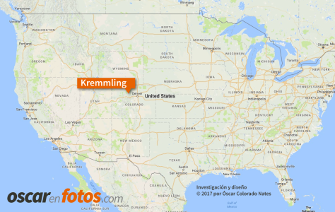 kremmling_colorado_map