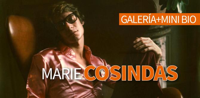 Marie Cosindas: Galería + Mini Bio