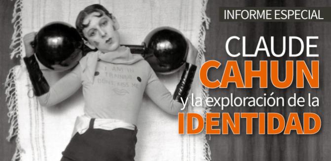 Claude Cahun y la exploración de la identidad