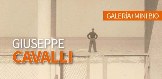 Giuseppe Cavalli: Galería + Mini bio