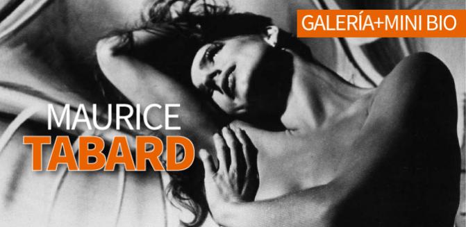Maurice Tabard: Galería + Mini Bio