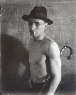 Phillippe Soupault por Man Ray