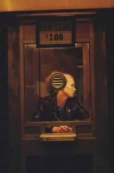 "Taquilla del ""Variety"". New York City, 1983"