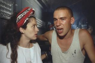 Kiki y Scarpota. Berlín Occidental. 1984