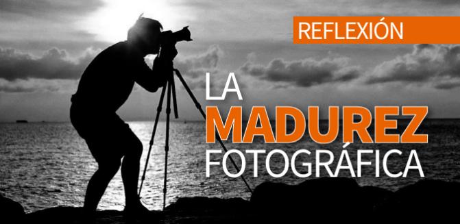 La madurez fotográfica