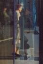 Saul Leiter Walking, 1956 © Saul Leiter Courtesy: Saul Leiter, Howard Greenberg Gallery, New York. Aus der Ausstellung SAUL LEITER - RETROSPEKTIVE im Haus der Photographie in den Deichtorhallen, 3.2.2012 - 15.4.2012.