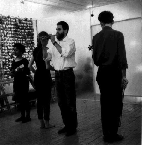 18 happenings in 6 parts 1958 A Kaprow
