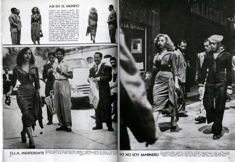 Nacho López. Cuando una mujer guapa parte plaza por Madero