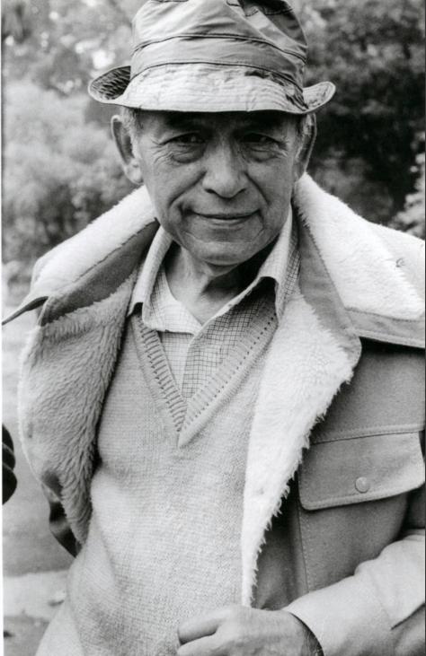Elsa Medina. Retrato de Nacho López. 1984