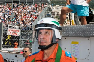 FRANCE. Monaco Grand Prix. 2017.