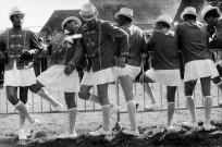 """FRANCE. Selles-sur-Cher. """"Suffragettes"""". 1987."""