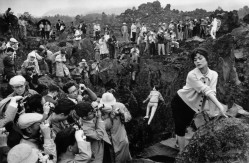 JAPAN. Karuizawa. Photographer's rally. 1958.
