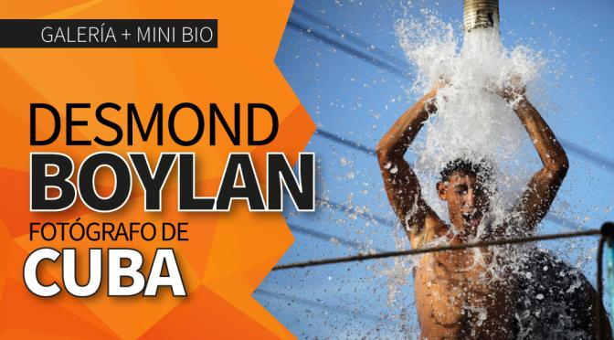 Desmond Boylan, fotógrafo de cuba